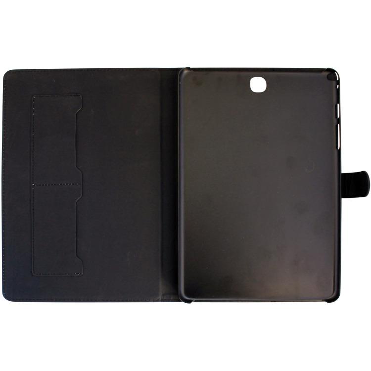 Xccess Leren Case Samsung Galaxy Tab A 9.7 Zwart