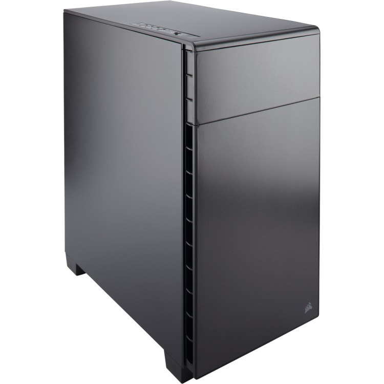 Corsair Case Big Corsair Carbide 600Q black sil ATX,Fans incl. 3xAF140L (CC-9011080-WW)
