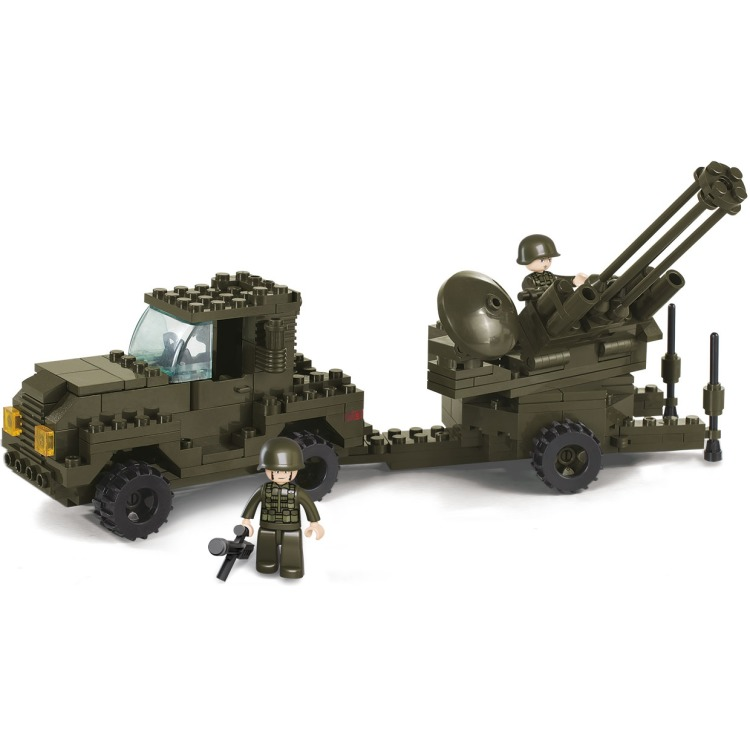 Image of Army Luchtafweergeschut (M38-B7300)