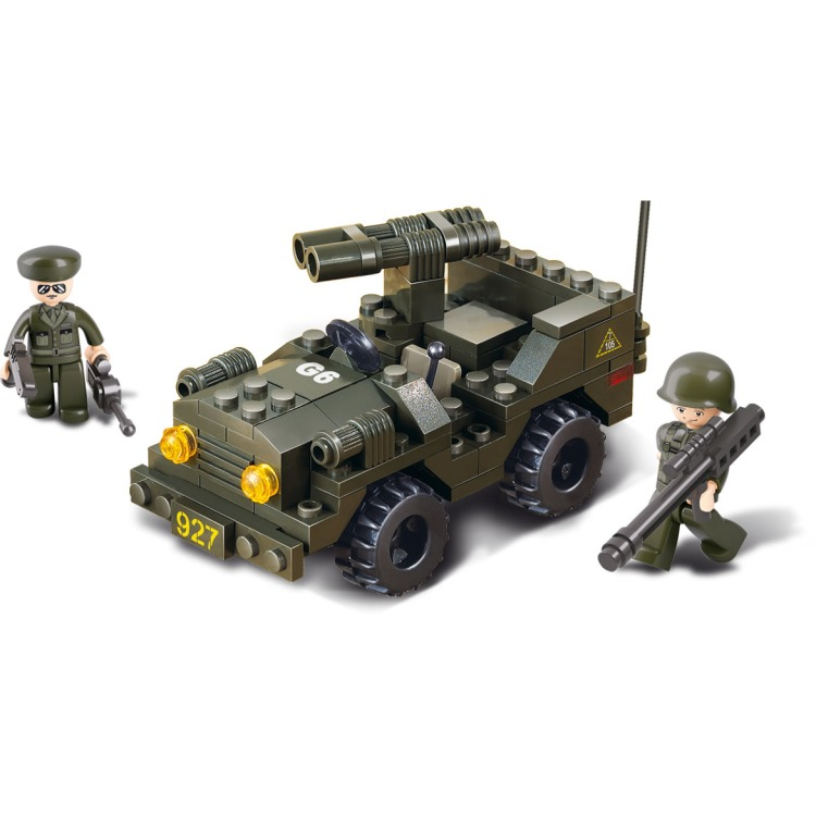 Image of Army Jeep (M38-B5800)