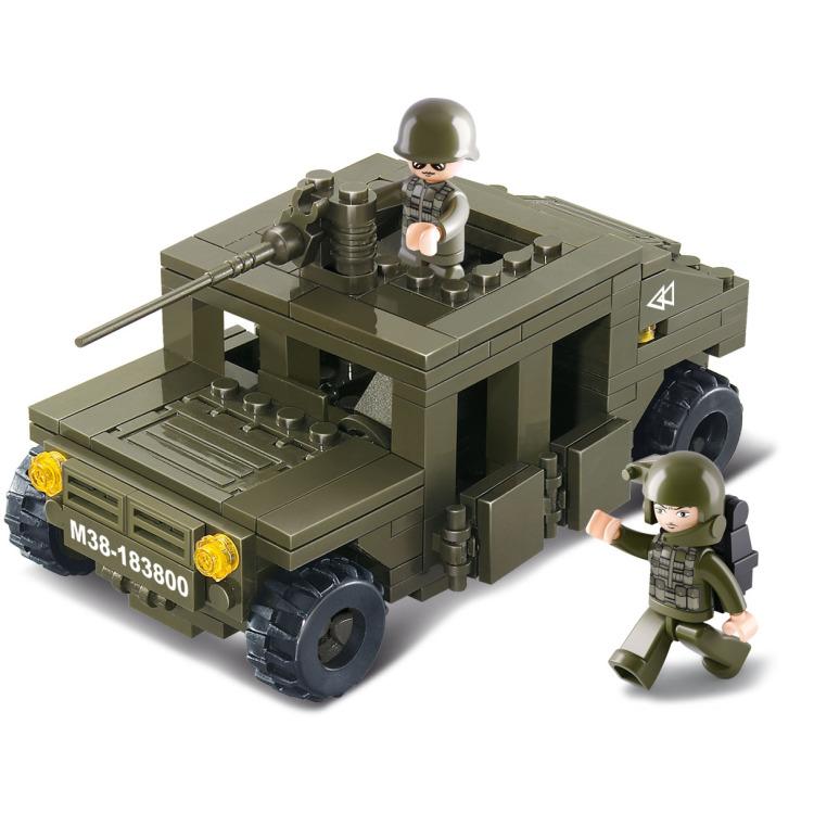 Image of Army Pantserwagen (M38-B0297)