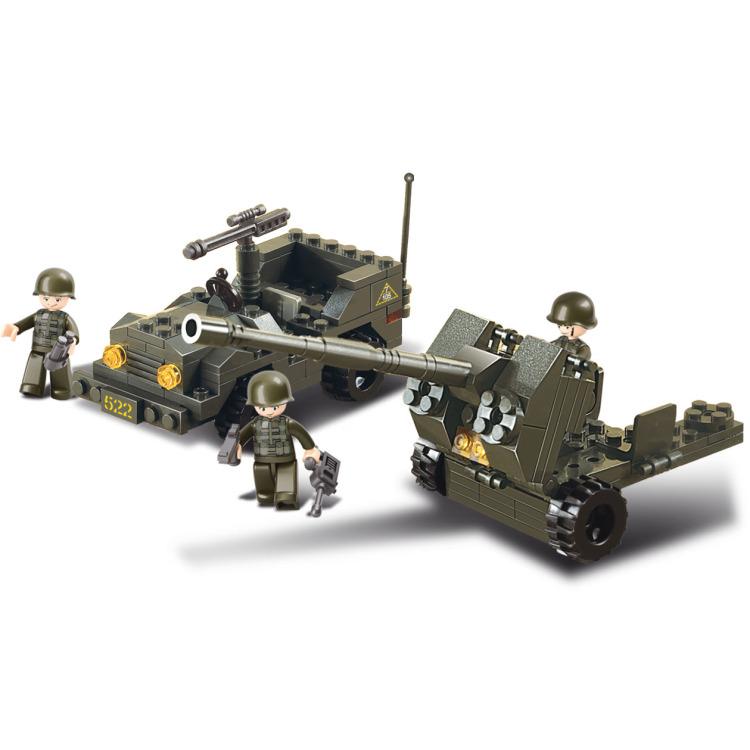 Sluban Anti-tank Geschut Stuk