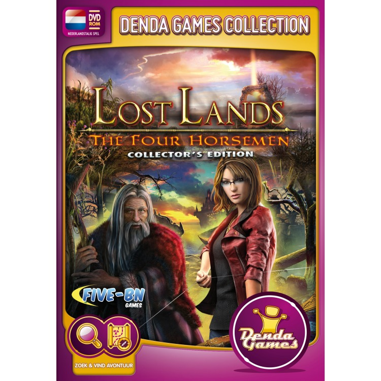 Image of Lost Lands, The Four Horsemen (Collector's Edition)