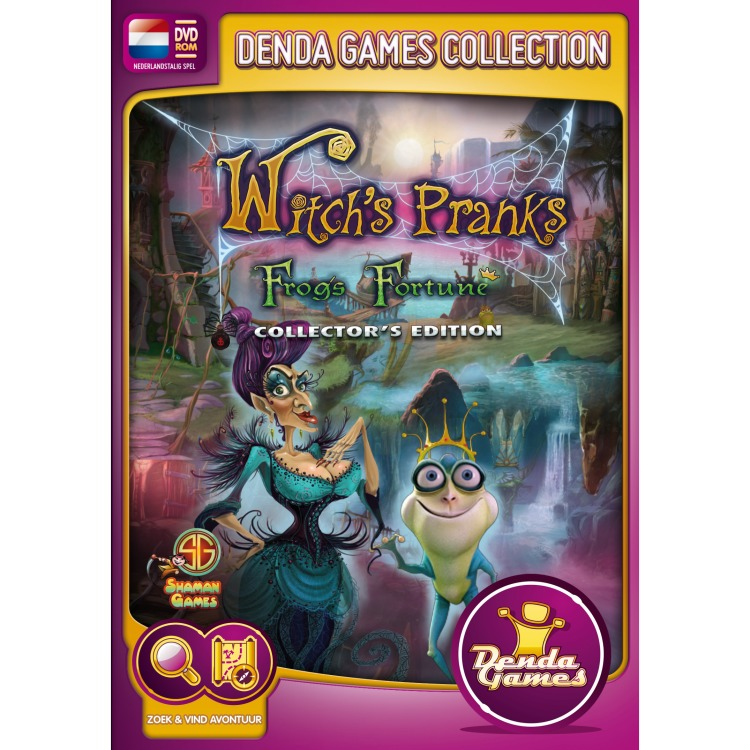 Image of Witch's Pranks, A Frog Fortune (Collector's Edition)