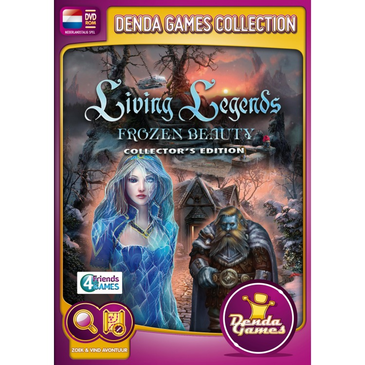 Image of Living Legends, Frozen Beauty (Collector's Edition)