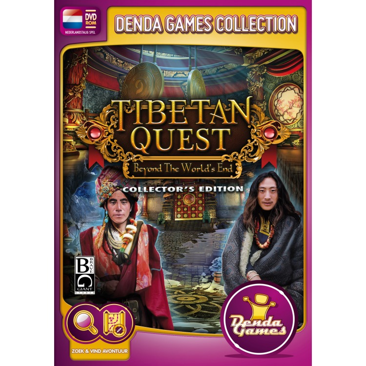 Image of Tibetan Quest, Beyond World's End (Collector's Edition)