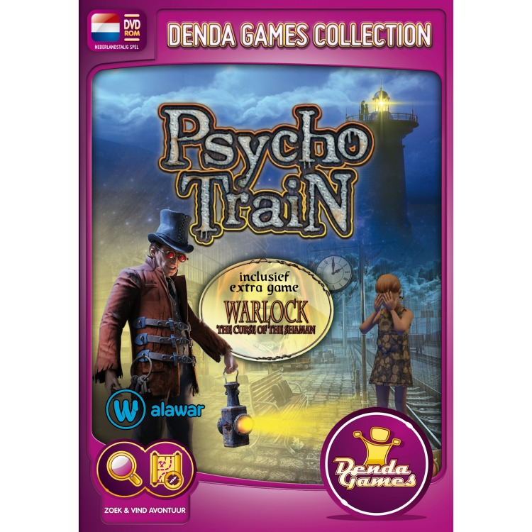 Image of Psycho Train Incl. Warlock, The Curse Of The Shaman