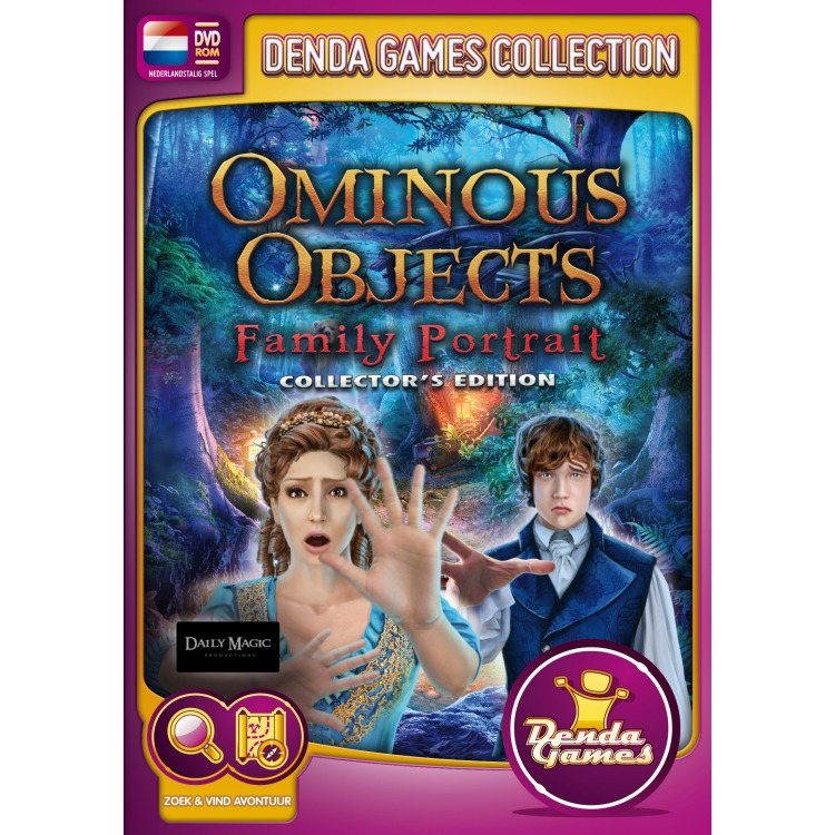 Image of Omnious Objects, Family Portrait (Collector's Edition)