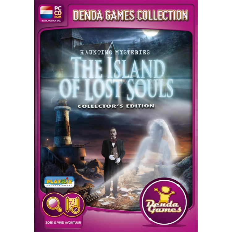 Image of Haunting Mysteries, The Island Of Lost Souls (Collector's Edition)