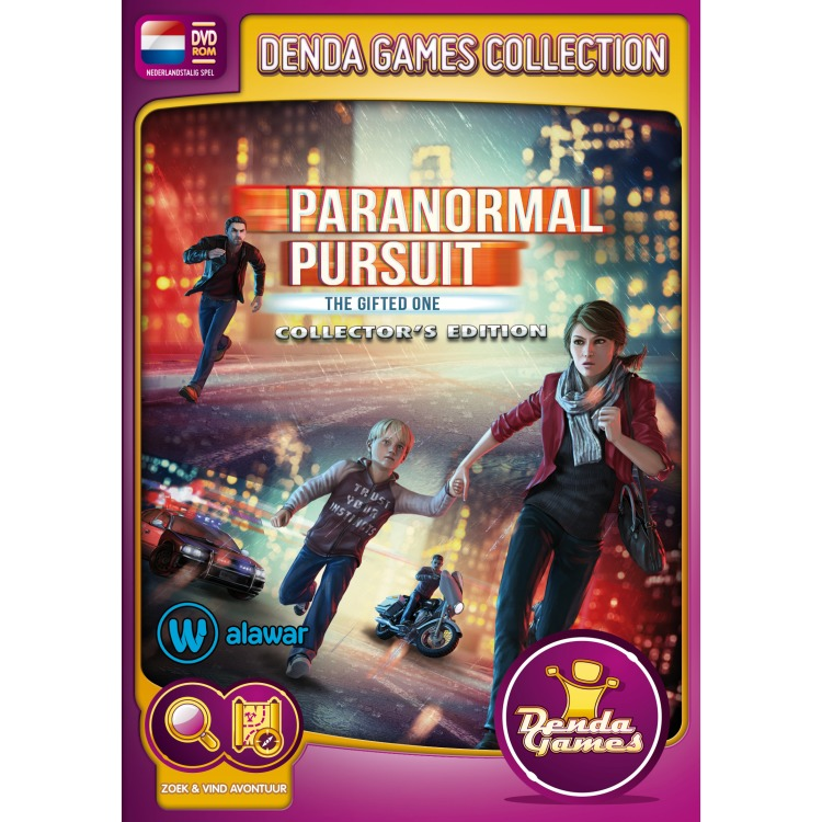 Image of Paranormal Pursuit, The Gifted One (Collector's Edition)