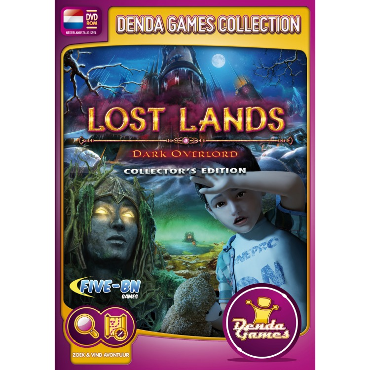 Image of Lost Lands, Dark Overlord (Collector's Edition)