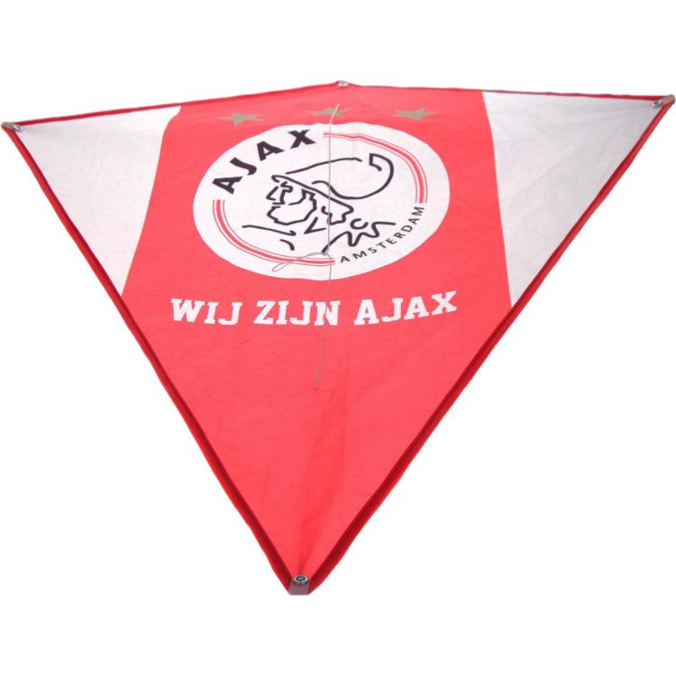 Ajax vlieger met logo