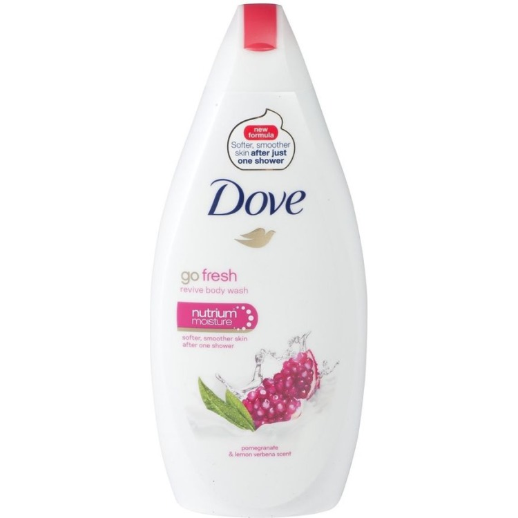 Image of Go Fresh Revive Douchecrème, 500 Ml