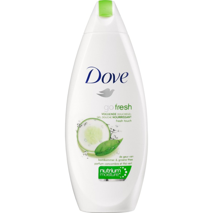 Image of Go Fresh Fresh Touch Douchecrème, 250 Ml