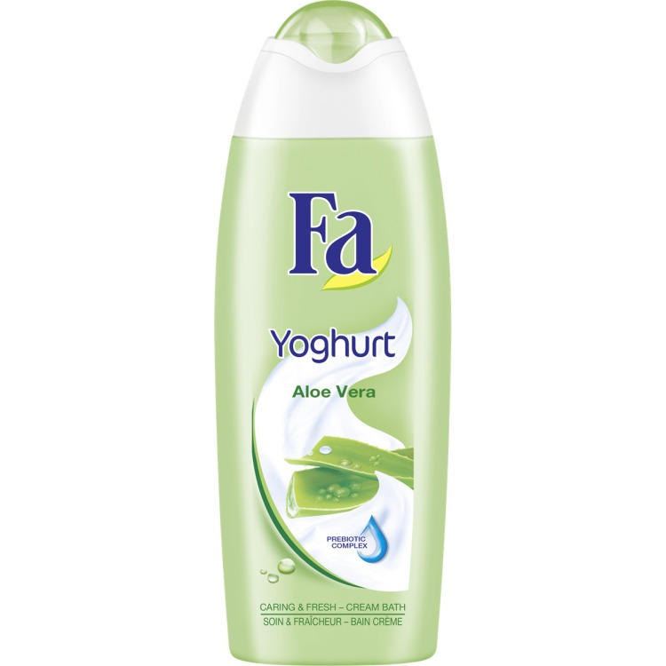 Image of Yoghurt Aloë Vera Shower Cream, 500 Ml