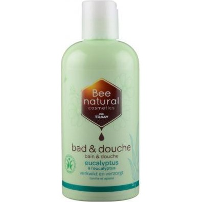 Image of Bee Natural Bad & Douche Eucalyptus, 250 Ml