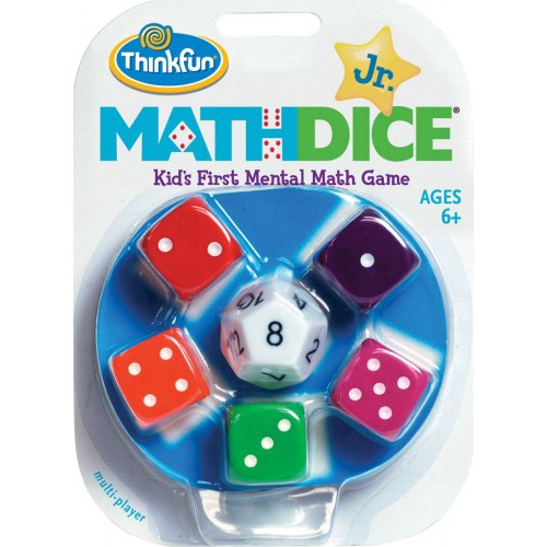 Image of Math Dice Jr.