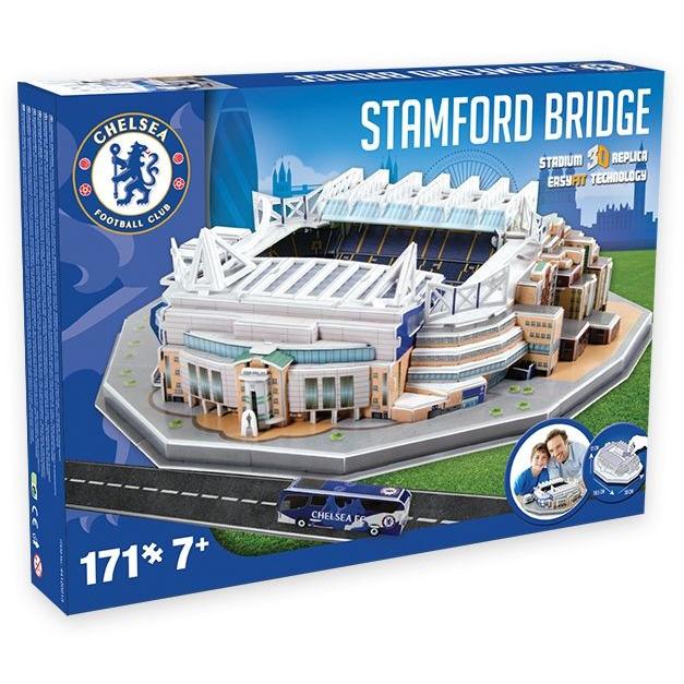 Image of Chel Puzzel Chelsea: Stamford Bridge 171