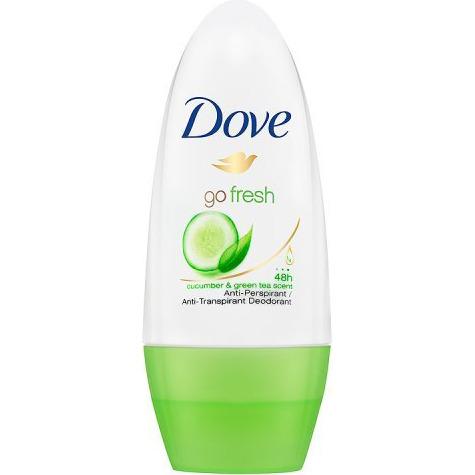 Image of Dove Deo Roll-on Grüner Tee/Gurke 50 ml