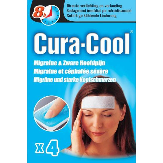 Image of Migraine Strips, 4 Stuks