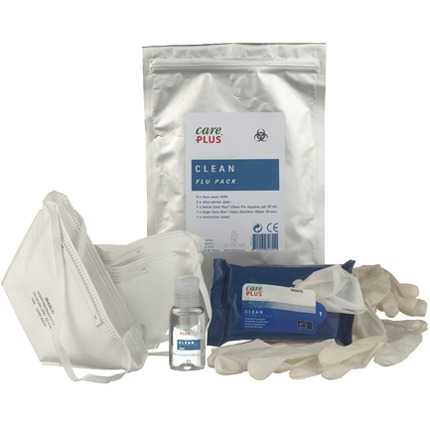 Image of Clean Flu Pack