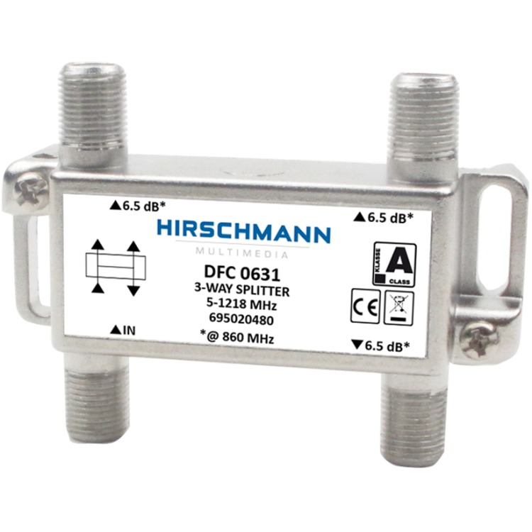 Hirschmann Dfc0631 3-verdeler