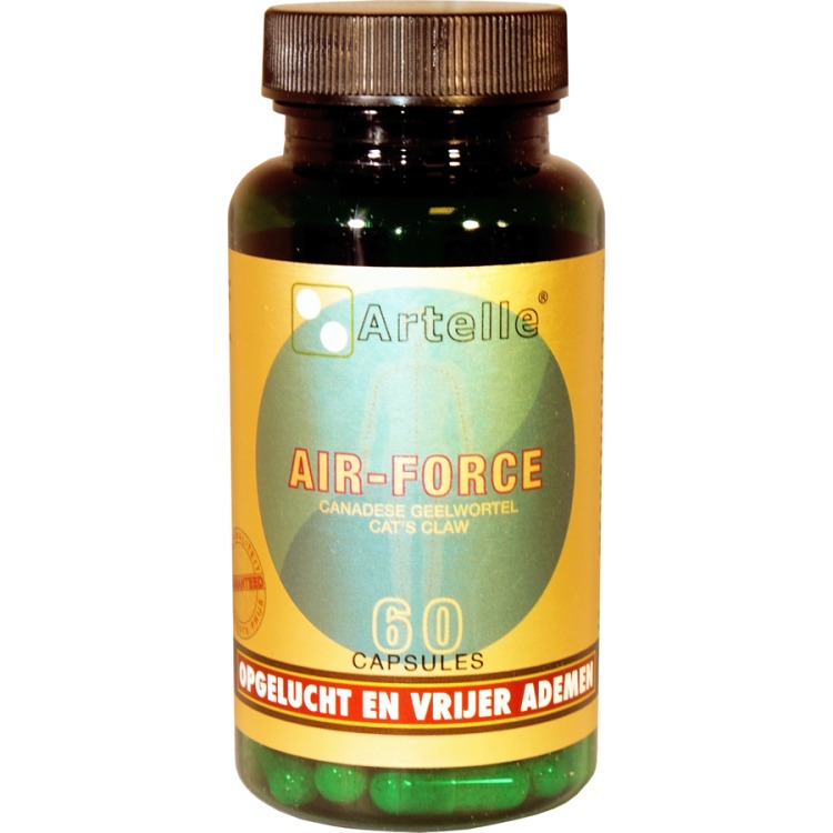 Image of Air-Force, 60 Capsules