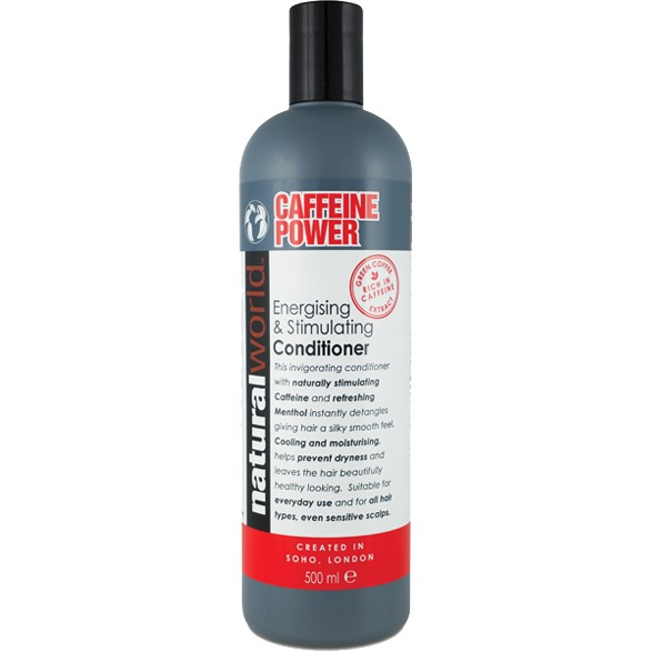 Image of Caffeine Power Energising & Stimulating Conditioner, 500 Ml