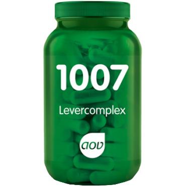 Image of 1007 Levercomplex, 60 Vegacaps