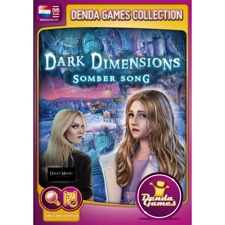 Image of Dark Dimensions, Somber Song