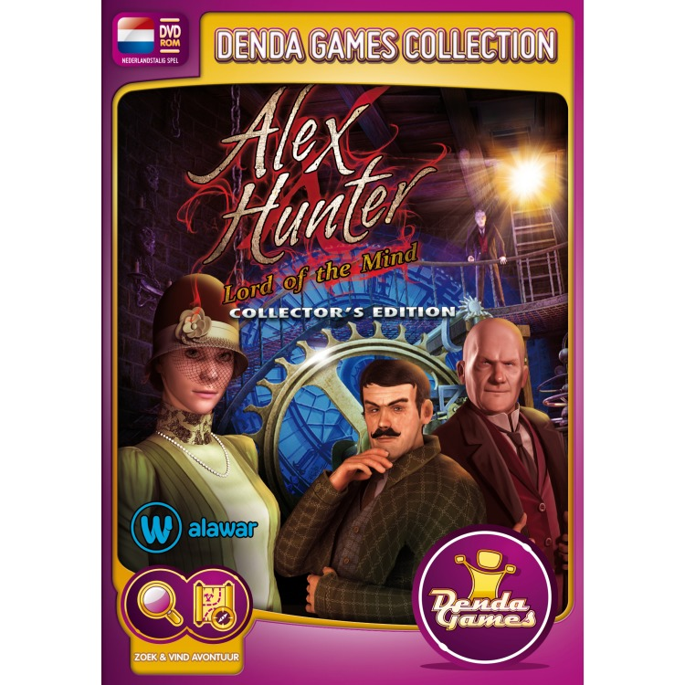 Image of Alex Hunter, Lord Of The Mind (Collector's Edition)