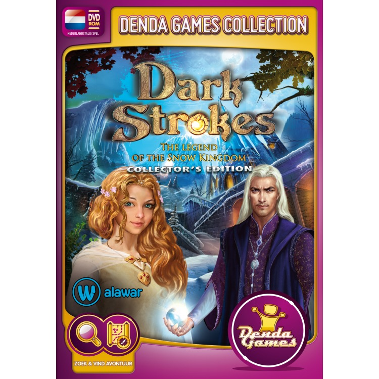 Image of Dark Strokes, The Legend Of The Snow Kingdom (Collector's Edition)