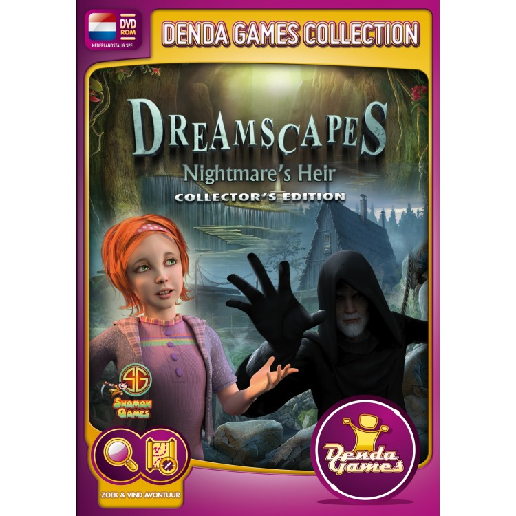 Image of Dreamscapes 2, A Nightmare's Heir (Collector's Edition)