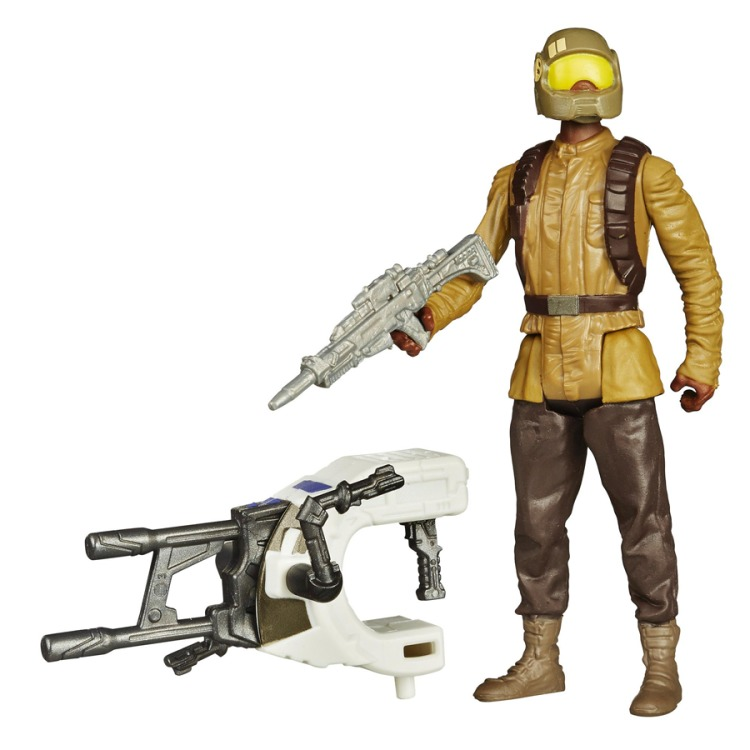 Action figure Star Wars 10 cm Trooper