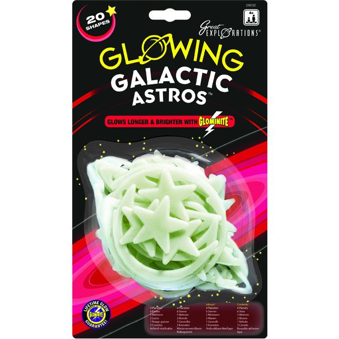 Galactic Astros - Kinderkamer Decoratie