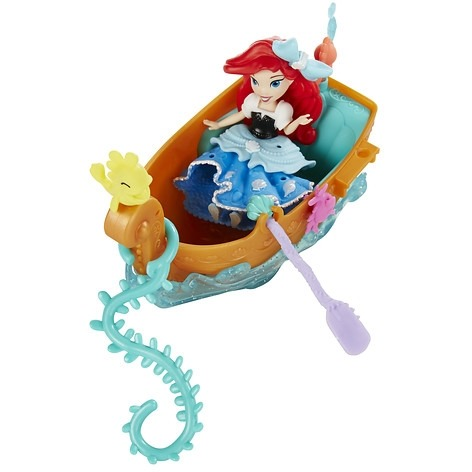 Mini Princess en boot Ariel