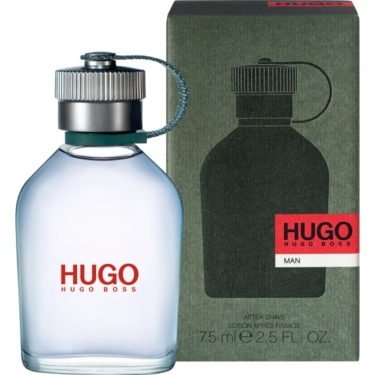 Image of HUGO Man Aftershave Lotion, 75 Ml