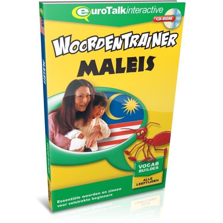 Woordentrainer Maleis