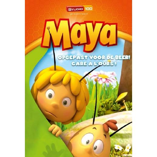 Maya de Bij (AVMA00000010) Dvd: Opgepast voor de Beer