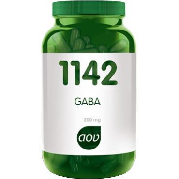 Image of 1142 GABA, 60 Vegacaps