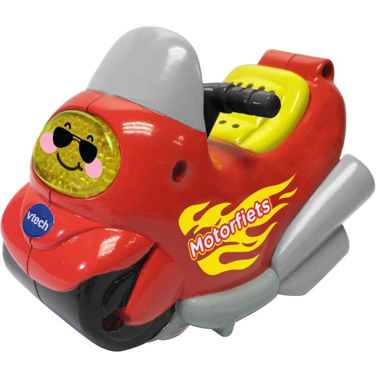 Toet Toet Auto Vtech: Mike Motorfiets 12+ Mnd