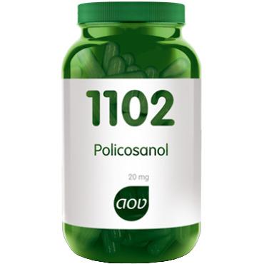 Image of 1102 Policosanol, 60 Vegacaps