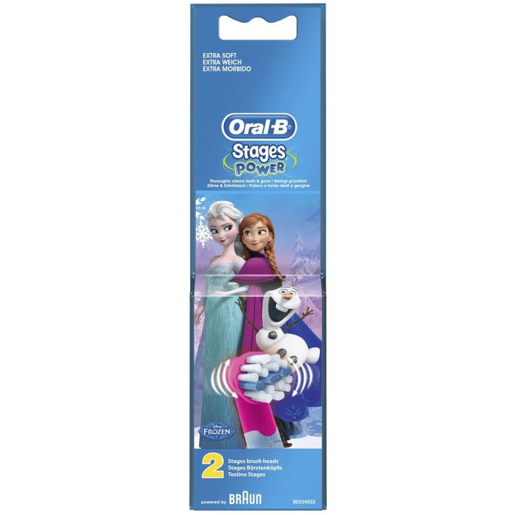 Productafbeelding voor 'Oral-B Opzetborstel Stages Power Disney Frozen'