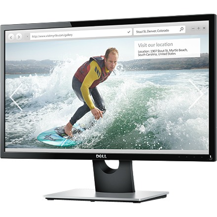 DELL Dell S2415H Monitor Black (210-AEVQ)