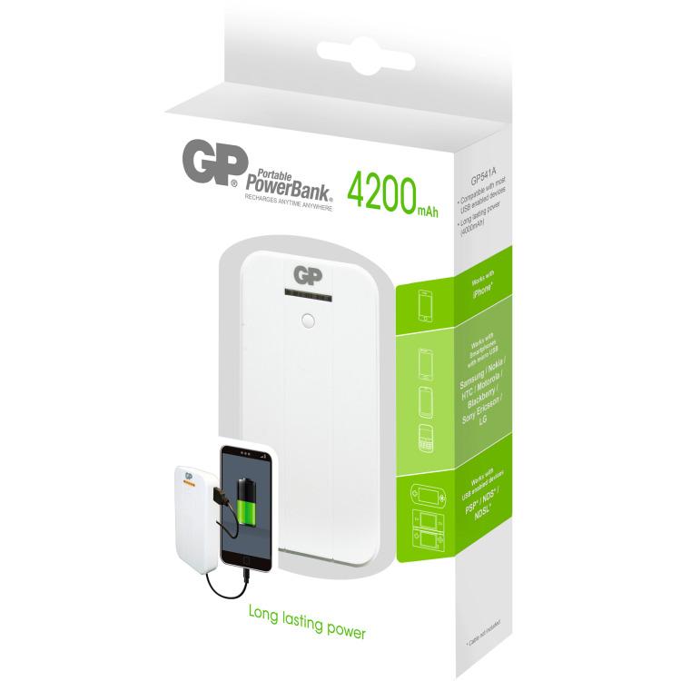 GP Portable Powerbank4200mah