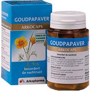 Image of Arkocaps Goudpapaver, 150 Capsules