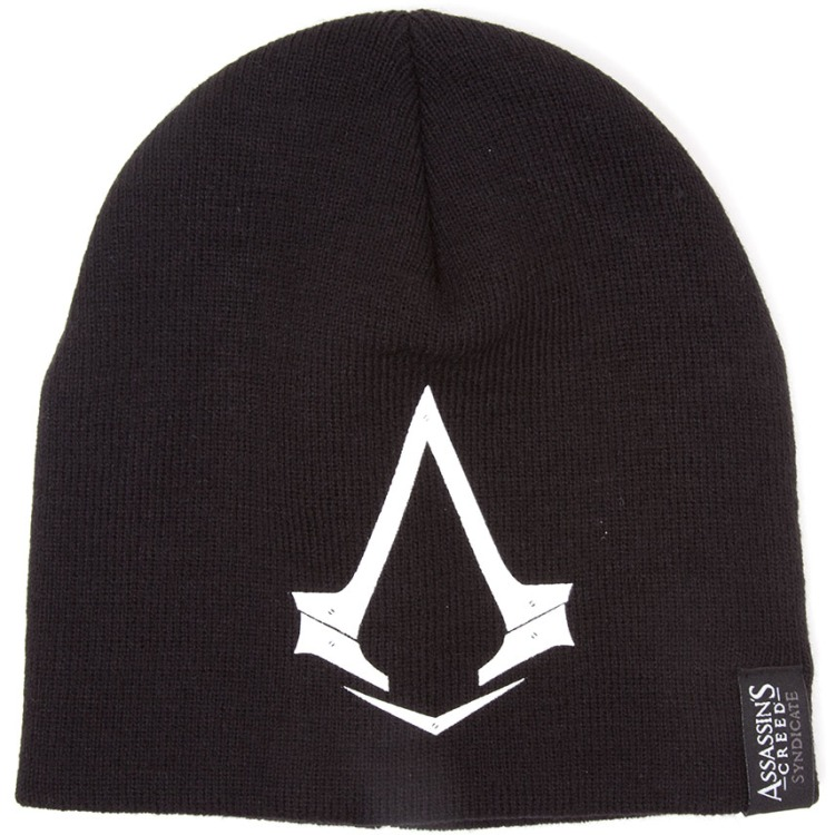Image of Assassin's Creed Syndicate - Beanie (Zwart)