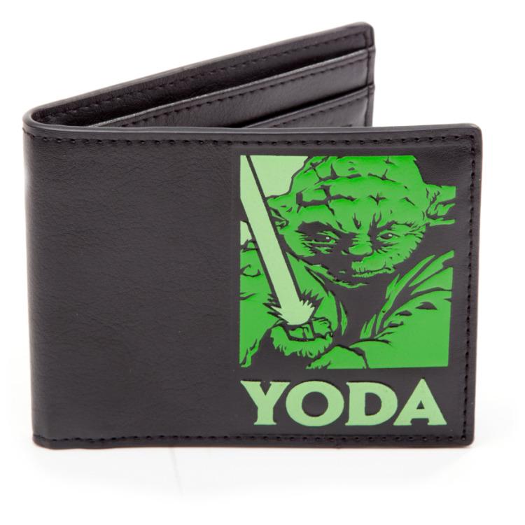 Star Wars Master Yoda Bifold Portemonnee