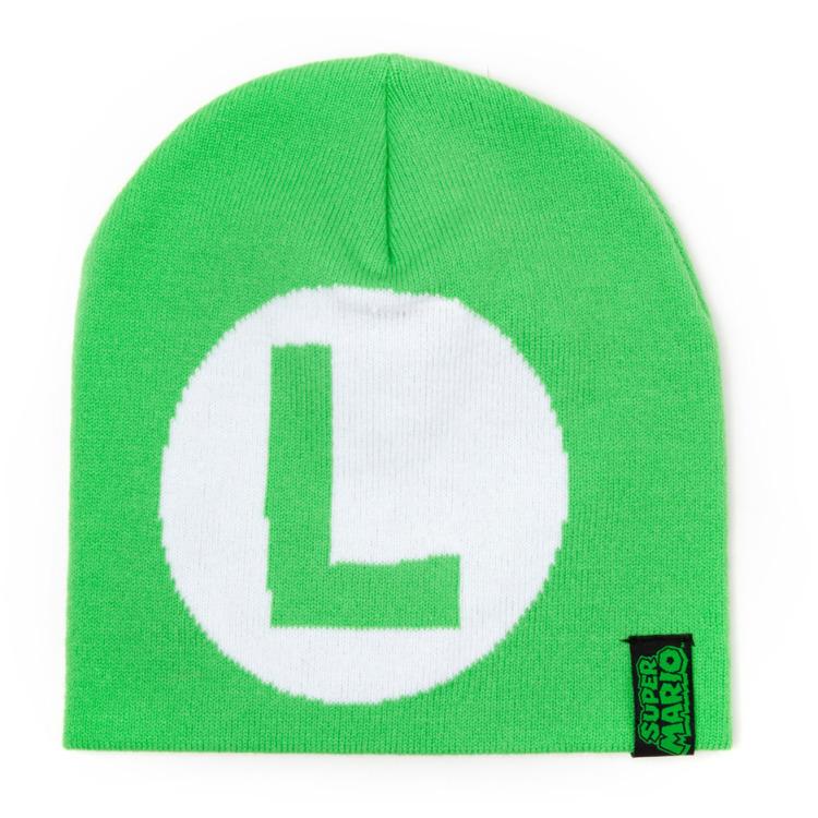 Nintendo Luigi Beanie