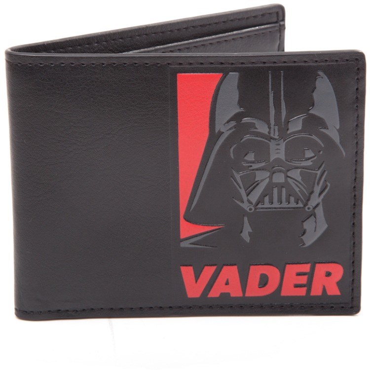 Star Wars Darth Vader Bifold Portemonnee